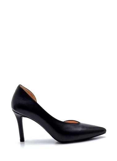 Derimod Kadın Stiletto (13137-03) Gova/Stiletto Siyah
